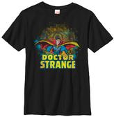Fifth Sun Black 'Doctor Strange' Flying Doc Tee - Boys