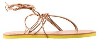 Rosamunda Toe post sandal
