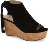 Marc Fisher Women's 'Sueann' Platform Wedge Sandal