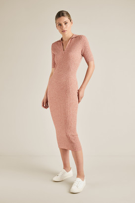 Seed Heritage Space Dye Knit Dress