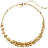 White House Black Market Short Crystal Necklace
