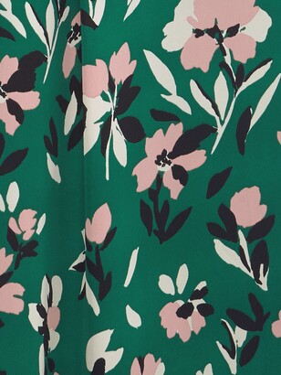 Phase Eight Emmy Floral Dress, Jade/Multi