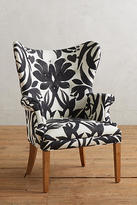 Anthropologie Neve Wingback Chair