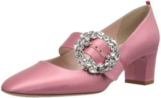 Sarah Jessica Parker Women's Cosette Mary Jane Block Kitten Heel