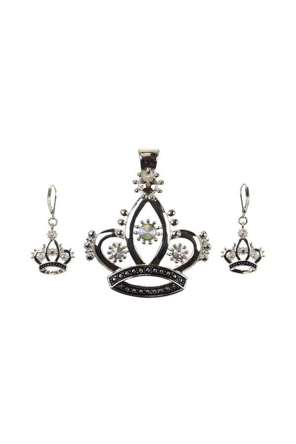 fec632df9 Crown Earrings - ShopStyle UK