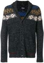 Woolrich shawl collar cardigan