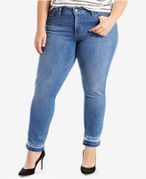 Levi's Plus Size 311 Release-Hem Shaping Skinny Jeans