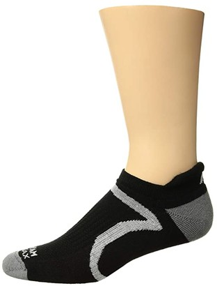 Wigwam Verve Pro Low (Black) Crew Cut Socks Shoes