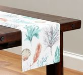 Pottery Barn Del Mar Coastal Table Runner