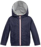 Moncler 'Urville' Nylon Rain Jacket (Little Boys & Big Boys)