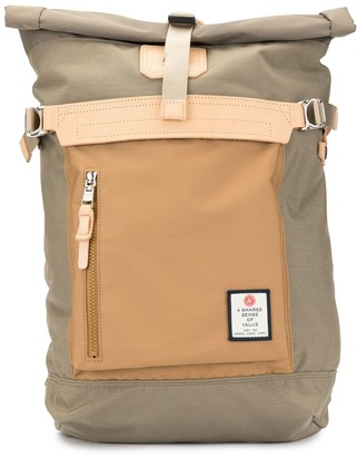 As2ov Foldover Top Backpack