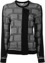 Kenzo striped jumper - women - Silk/Cotton - S