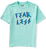 The North Face Big Boys 8-20 Fearless Graphic Short-Sleeve Tee