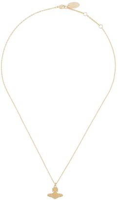 Vivienne Westwood small Orb pendant necklace