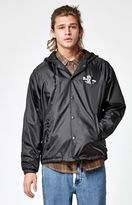 Brixton Tanka Black Windbreaker Jacket