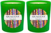Qualitas Candles Grapefruit Candles (6.5 OZ) (Set of 2)