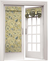 Waverly Brighton Blossom Rod-Pocket Door Panel