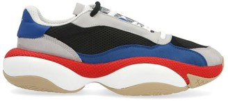 Puma Alteration Kurve Colour Block Lace Up Sneakers