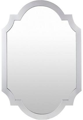 One Kings Lane Cindy Wall Mirror - Silver