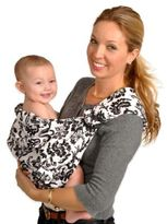 Balboa Baby Dr. Sears Original Adjustable Baby Sling in Black/Off White Paris