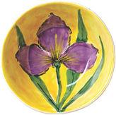 Vietri Sara's Bouquet Cereal Bowl, Iris