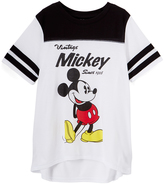 Jerry Leigh Mickey Mouse 'Vintage Mickey' Tee - Juniors