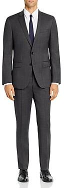 HUGO BOSS Huge/Genius Birdseye Weave Slim Fit Suit
