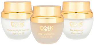 D24K by D'OR D'or 24K Luxury Skincare 3Pc Set