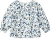 Ralph Lauren Girl Floral-Print Cotton Top
