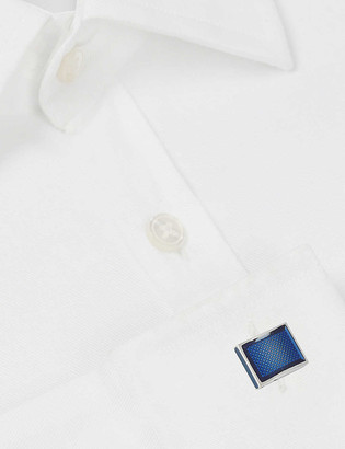 Tateossian Ice Cube cufflinks