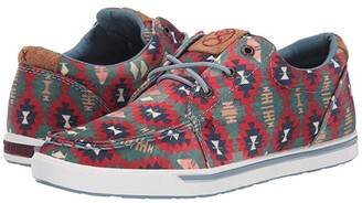 Twisted X WHYC012 (Aztec Print) Women's Shoes