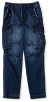 Ralph Lauren Boys 2-7 Washed Denim Jogger Pants