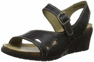 Fly London Women's IEXI452FLY Sling Back Sandals
