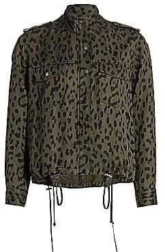 Rails Women's Collins Leopard-Print Jacket