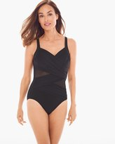 Chico's Miraclesuit Network Madero DD One-Piece Swimsuit