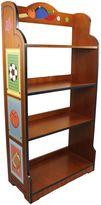Teamson Kids Fantasy Fields Lil' Sports Fan Bookcase