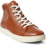 Polo Ralph Lauren Dree Nappa High-Top Sneaker