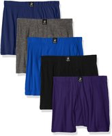 Beverly Hills Polo Club Men's Standard 5 Pack Comfort Boxer Brief