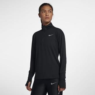 Nike Women's Half-Zip Running Top Element