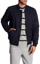 Bench Trail Quilted Baseball Jacket