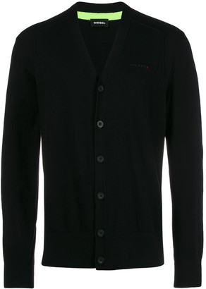 Diesel Loose Fit Cardigan
