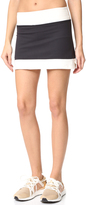 Beyond Yoga Kate Spade New York Blocked Frame Skirt
