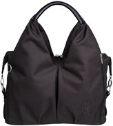 Lassig Green Label Neckline Diaper Tote - Black