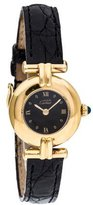 Cartier Must de Vermeil Watch