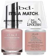 "IBD Advanced Wear - ""It's A Match"" Duo - Naturally Beautiful - 14ml / 0.5oz Each"