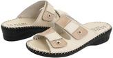 La Plume Jessica (Bone) - Footwear