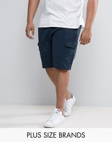 French Connection PLUS Cargo Shorts