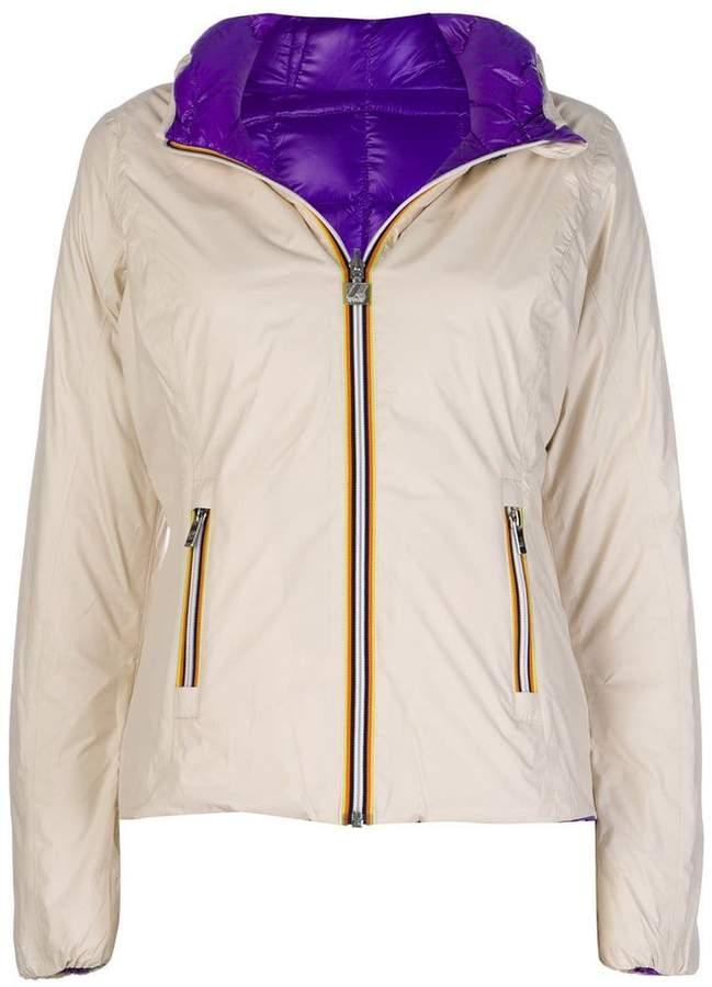 K-Way Lily padded jacket