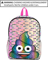 Fab Rainbow Emoji Backpack, Little Girls (2-6X) & Big Girls (7-16)