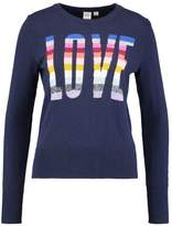 Gap CRAZY LOVE GO COZY Jumper navy uniform